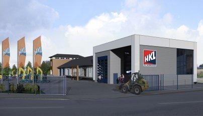 HKL Baumaschinen Mülheim - Mieten - Kaufen - Service