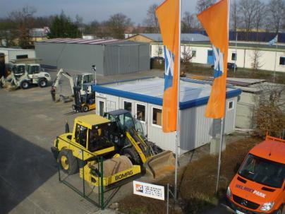 HKL Baumaschinen München Ost - mieten - kaufen - Service