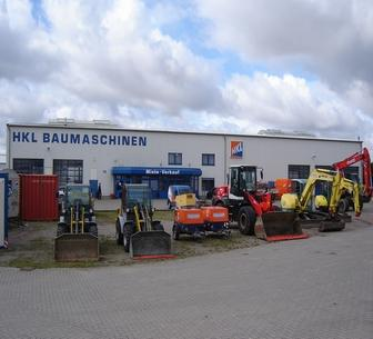 HKL Baumaschinen Neubrandenburg - Mieten - Kaufen - Service