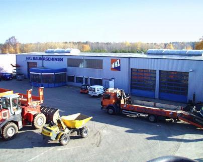HKL Baumaschinen Oranienburg - Mieten - Kaufen - Service