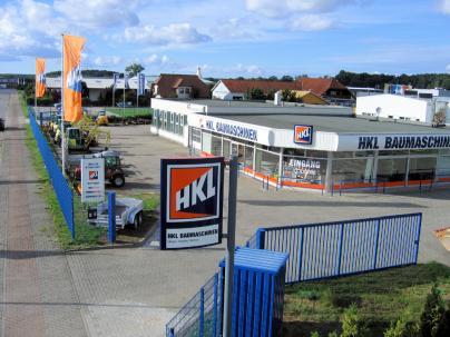 HKL Baumaschinen Parchim - Mieten - Kaufen - Service