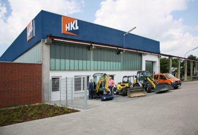 HKL Baumaschinen Rendsburg - Mieten - Kaufen - Service