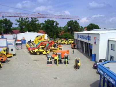 HKL Baumaschinen Rüdersdorf - Mieten - Kaufen - Service