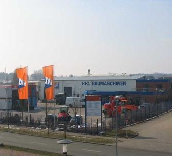 HKL Baumaschinen Schwerin - Mieten - Kaufen - Service