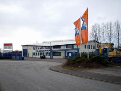 HKL Baumaschinen Wismar - Mieten - Kaufen - Service