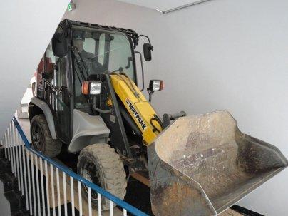 HKL Maschinen für mehr Platz zum Studieren