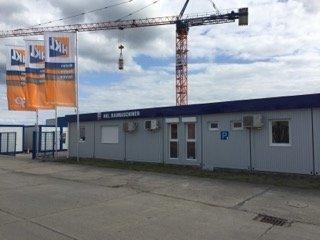 HKL Raumsystemcenter Berlin-Vogelsdorf