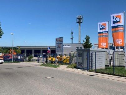 HKL Baumaschinen Pforzheim - Mieten - Kaufen - Service