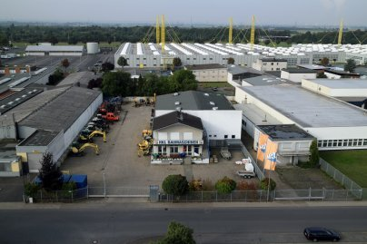 HKL Baumaschinen Köln-Lind - Mieten - Kaufen - Service