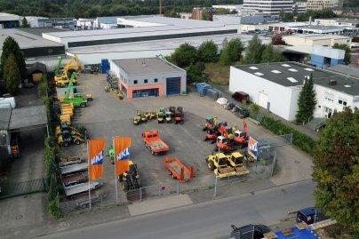 HKL Baumaschinen Köln - Mieten - Kaufen - Service