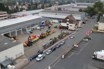 HKL Baumaschinen Mainz - Mieten - Kaufen - Service