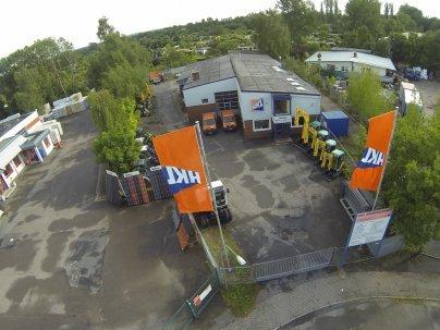 HKL Baumaschinen Neumünster - Mieten - Kaufen - Service