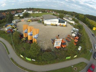 HKL Baumaschinen Schwabach - Mieten - Kaufen - Service