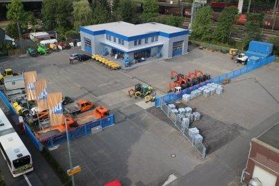 HKL Baumaschinen Siegen - Mieten - Kaufen - Service