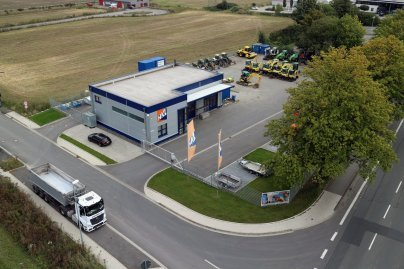 HKL Baumaschinen Unna - Mieten - Kaufen - Service