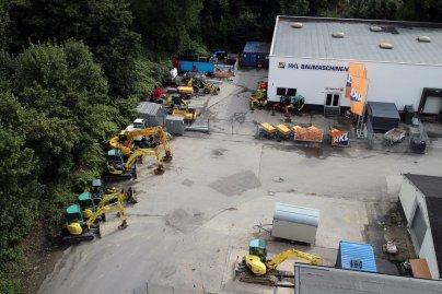 HKL Baumaschinen Wuppertal - Mieten - Kaufen - Service
