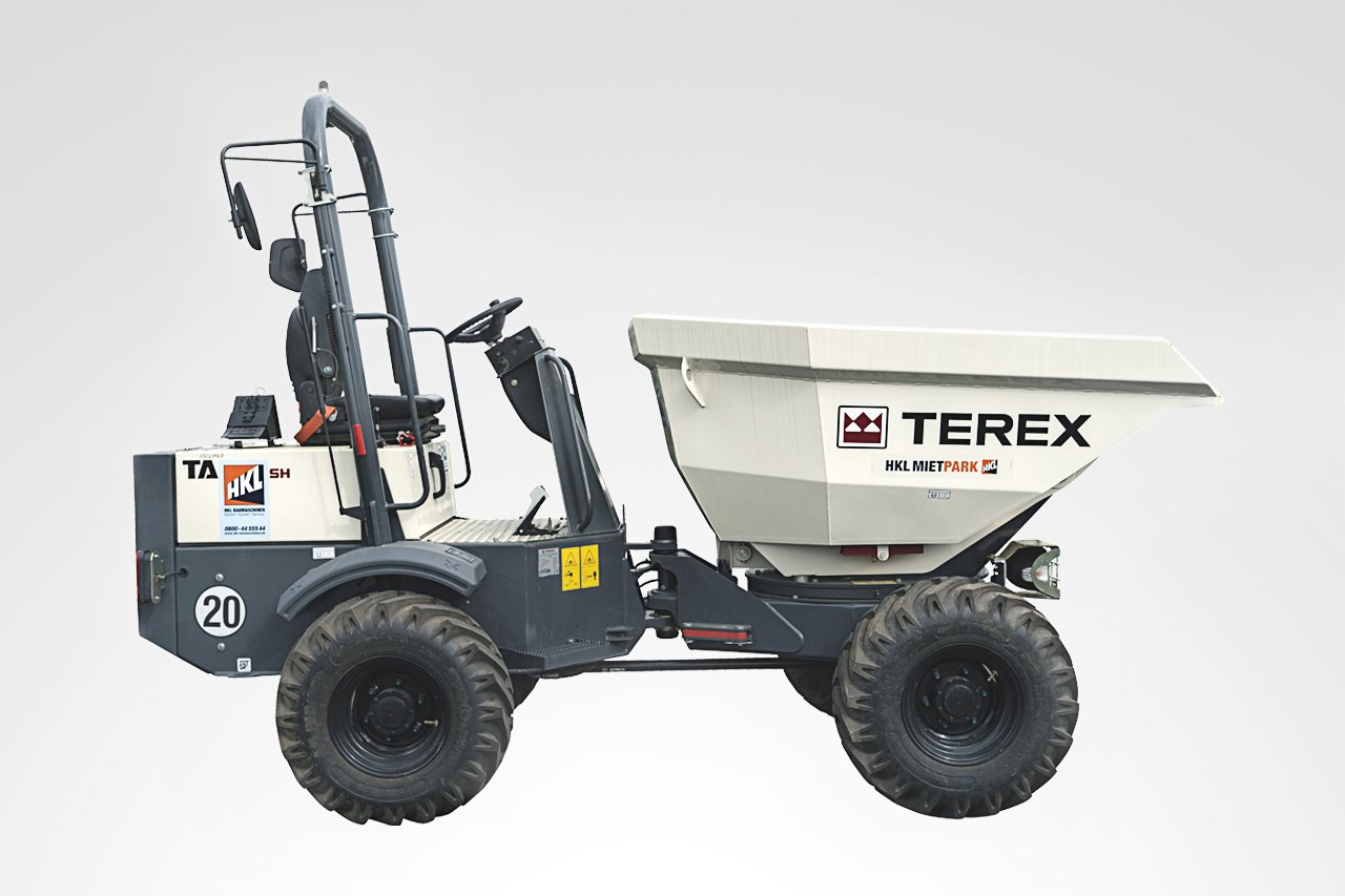 Terex PS6000 Dumper