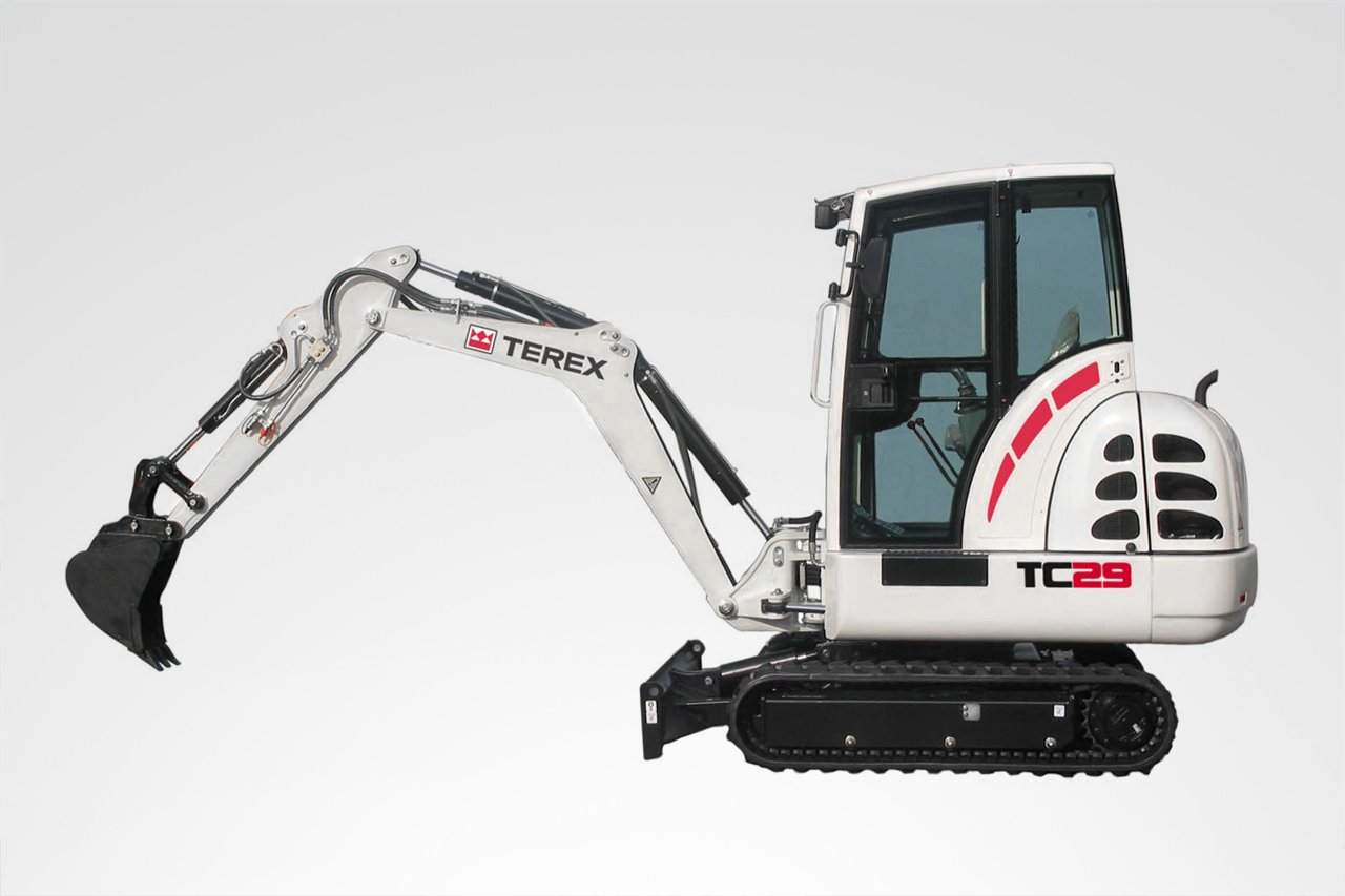 Terex TC 29 Minibagger