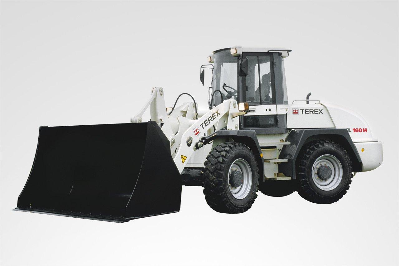 Terex TL160 Radlader