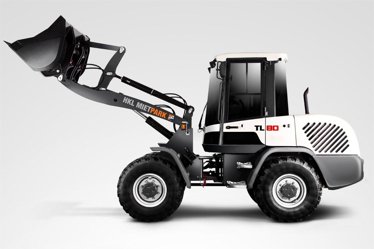 Terex TL80 Radlader