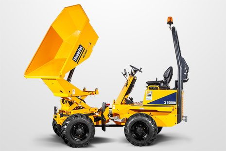 Thwaites AD 2 TO Hi- Swivel Dumper